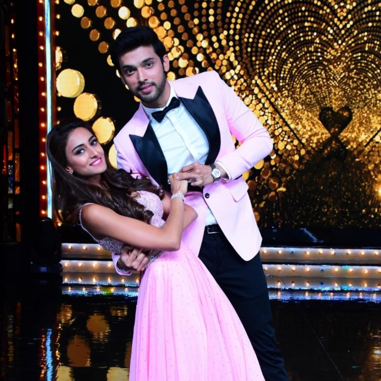 Erica Fernandes & Parth Samthaan's crazy dance from Kasautii Zindagii Kay sets is all things fun; Watch Video