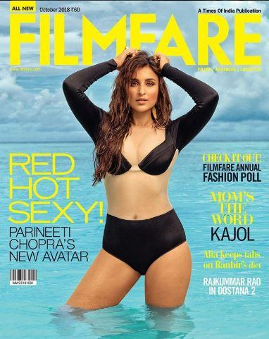 Parineeti Chopra is all set to raise the October heat with this latest HOT cover | PINKVILLA