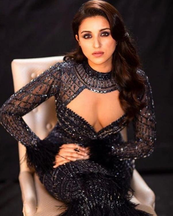 Parineeti Chopra's Falguni and Shane Peacock dress is perfect for your next cocktail party: Yay or Nay?