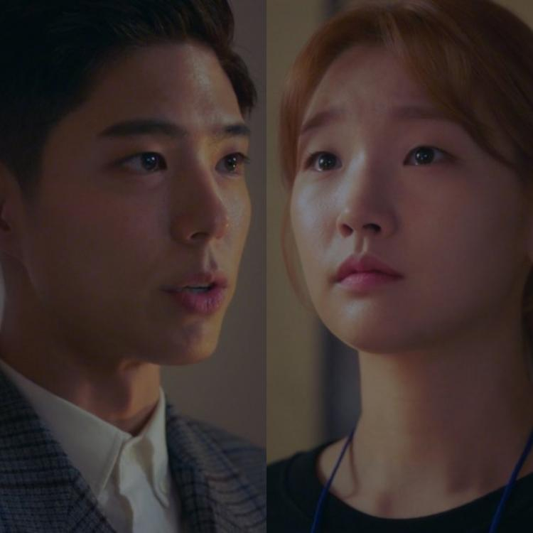 Park Bo Gum's model avatar works wonders as Record of Youth takes No 1 in its time slot with premiere episode