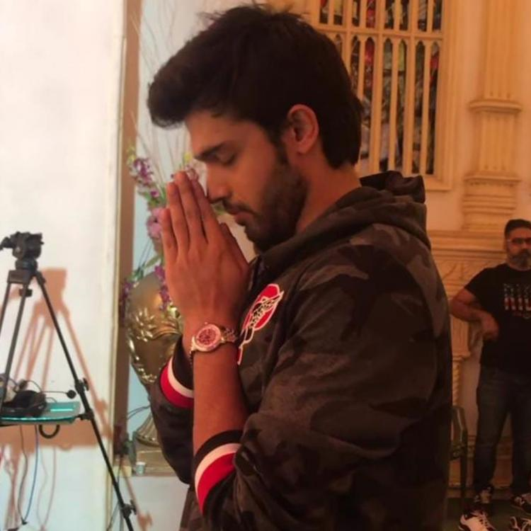 Parth Samthaan misses being in Kolkata during festive season; Shares throwback pic from Durga Puja celebration
