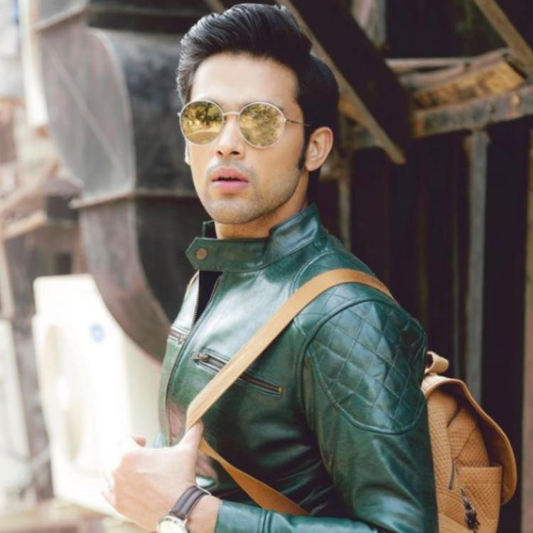 Parth Samthaan's twist on his character in his digital debut