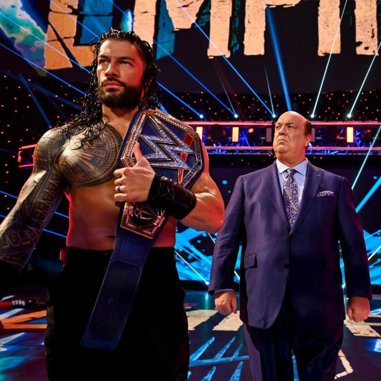 Paul Heyman teased Roman Reigns is in the Hall of Fame, legendary portion of his career