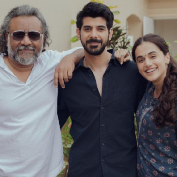 Taapsee Pannu welcomes Pavail Gulati on board for Anubhav Sinha's Thappad