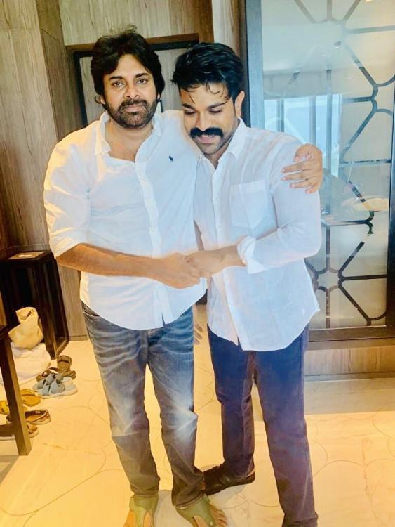 Pawan Kalyan appreciates Ram Charan's gesture in a heartfelt note for supporting family of Kuppam tragedy