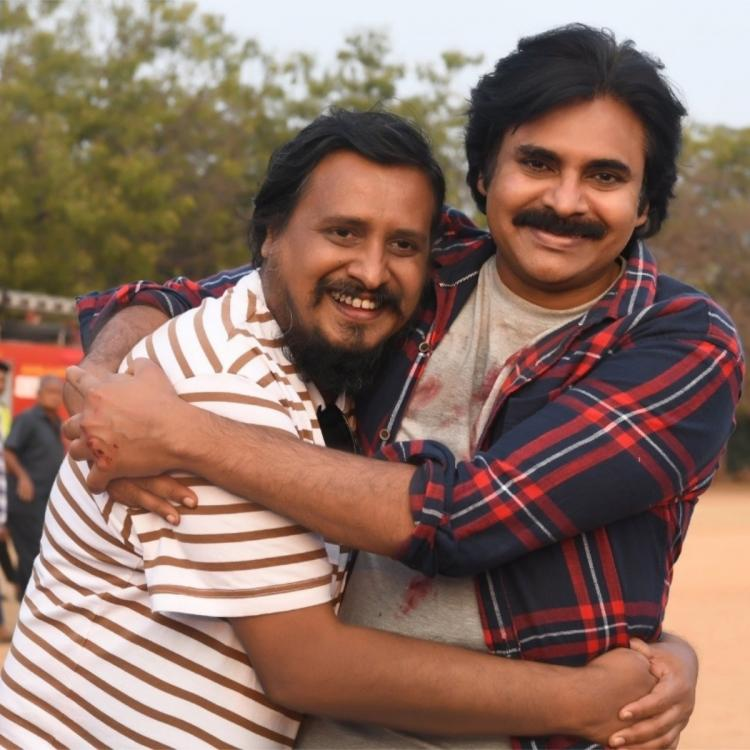 Vakeel Saab: Makers share PHOTOS of Pawan Kalyan as it's a wrap for the Power Star's portionsVakeel Saab: Makers share PHOTOS of Pawan Kalyan as it's a wrap for the Power Star's portions