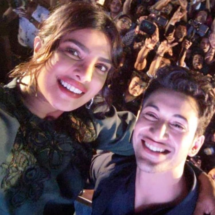 Priyanka Chopra Jonas & Rohit Saraf add more pink to the city of Jaipur as they promote The Sky Is Pink; WATCH