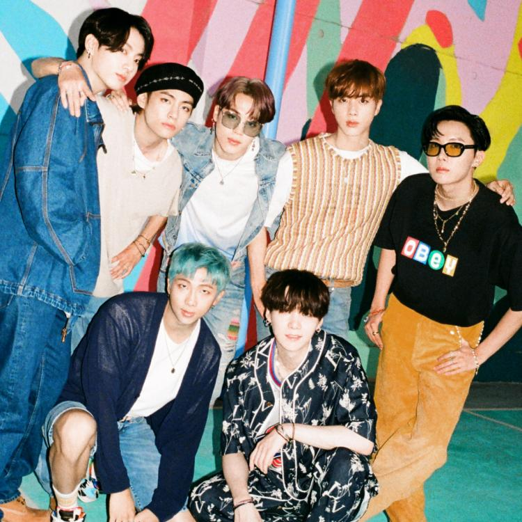 BTS' Map of the Soul: 7 won The Album of 2020 at E! People's Choice Awards 2020