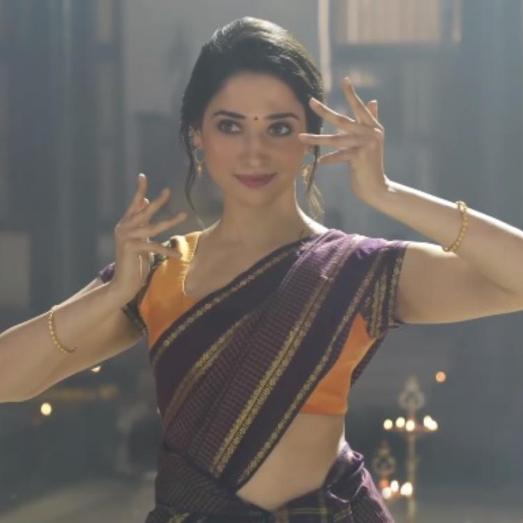 Tamannaah Bhatia's film Petromax releases its new song called Malarudhu Pudhu Naale; Watch