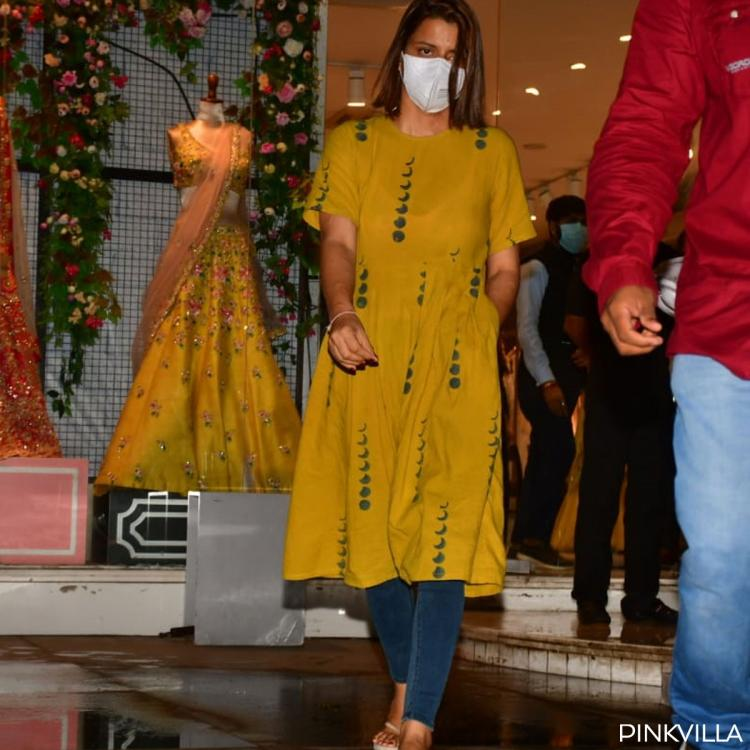 PHOTOS: Kangana Ranaut's sister Rangoli Chandel keeps it simple and casual as she steps out in the city