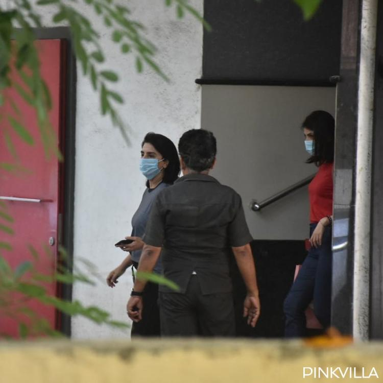 PHOTOS: Neetu Kapoor and Riddhima Kapoor Sahni are on their guard as they step out during COVID 19 outbreak