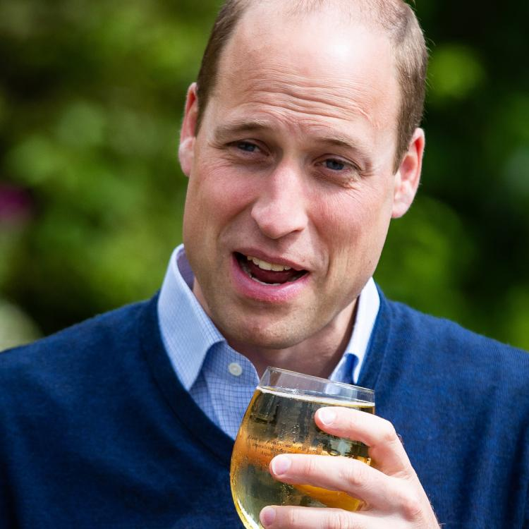 Prince William also revealed that his and Kate Middleton's children broke the rules by playing at the local playground, which was supposed to be shut.
