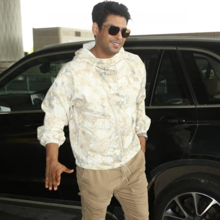 PHOTOS: Bigg Boss 13 winner Sidharth Shukla flaunts his classy summer style as he gets papped at the airport
