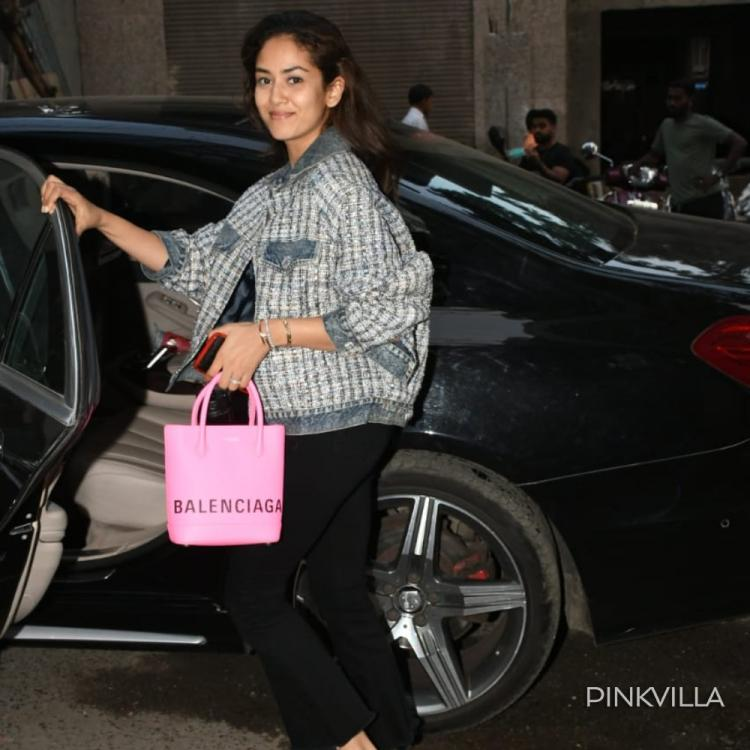PHOTOS: Mira Rajput keeps it cool and casual as she steps out in the city