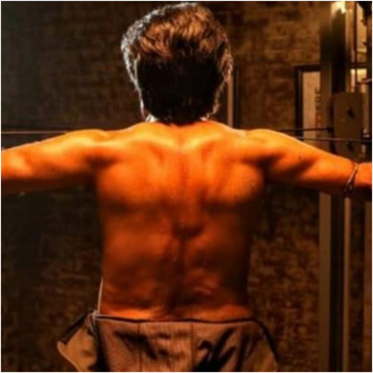 Rajinikanth shows off his toned physique in these workout photos from Darbar and proves age is just a number