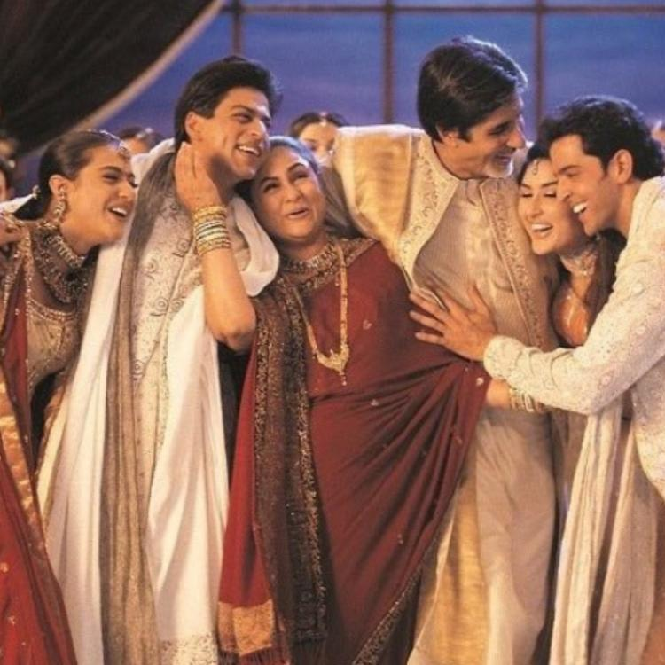 Pinkvilla Picks: 6 Reasons why Kabhi Khushi Kabhie Gham is perfect to watch with your family on a Sunday night