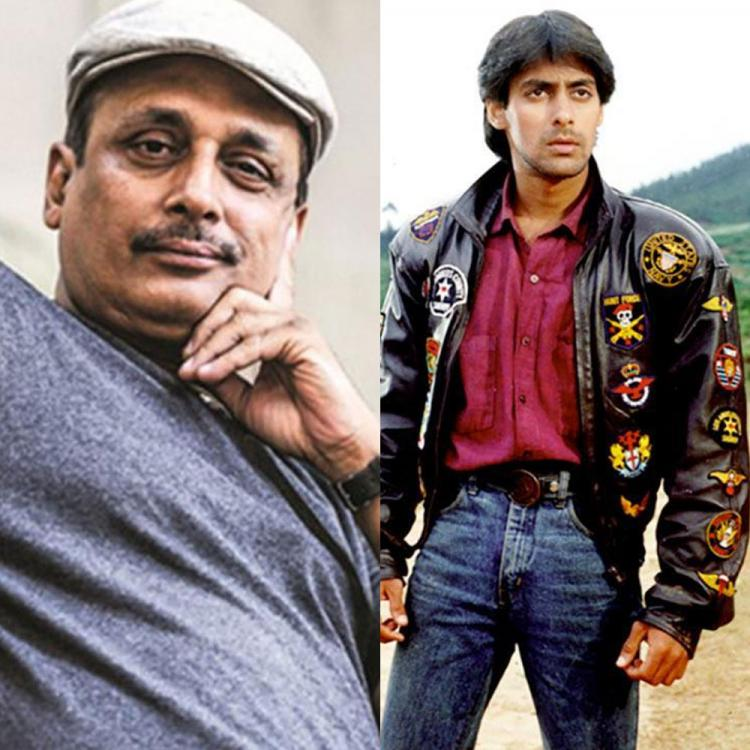 Throwback: Did you know Piyush Mishra was the first choice for Salman Khan's role in Maine Pyar Kiya?