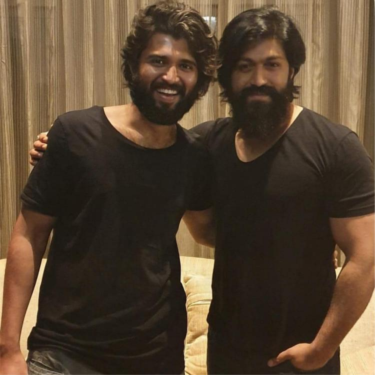 Poll: Who according to you looks the best in rugged beard look? Vijay Deverakonda or Yash: VOTE NOW