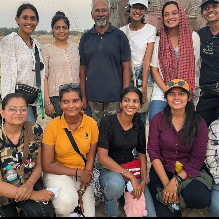 Ponniyin Selvan: Makers of the Mani Ratnam directorial wrap up the latest schedule; See photo