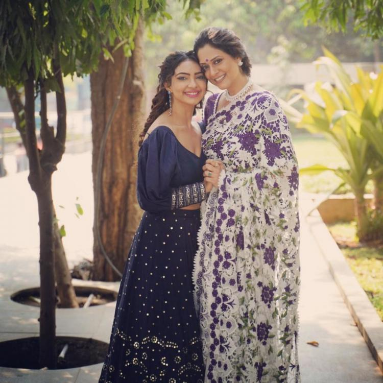 TV actress Pooja Banerjee on mother's day
