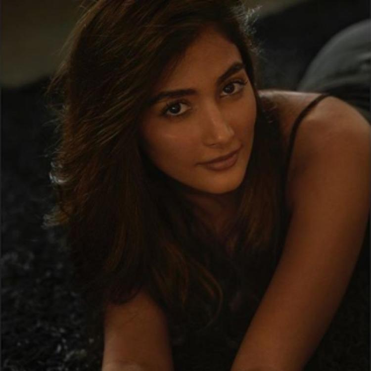 Pooja Hegde's killer expressions win the internet as she shares a few stunning pictures