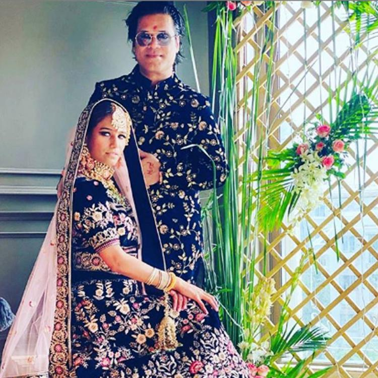 Poonam Pandey ties the knot with beau Sam Bombay; Says 'Here's looking forward to seven lifetimes with you'