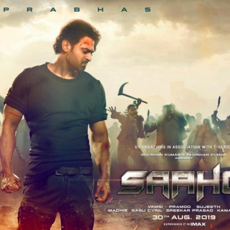 Saaho: Prabhas lowered his remuneration by 20 per cent for the action flick due to THIS reason