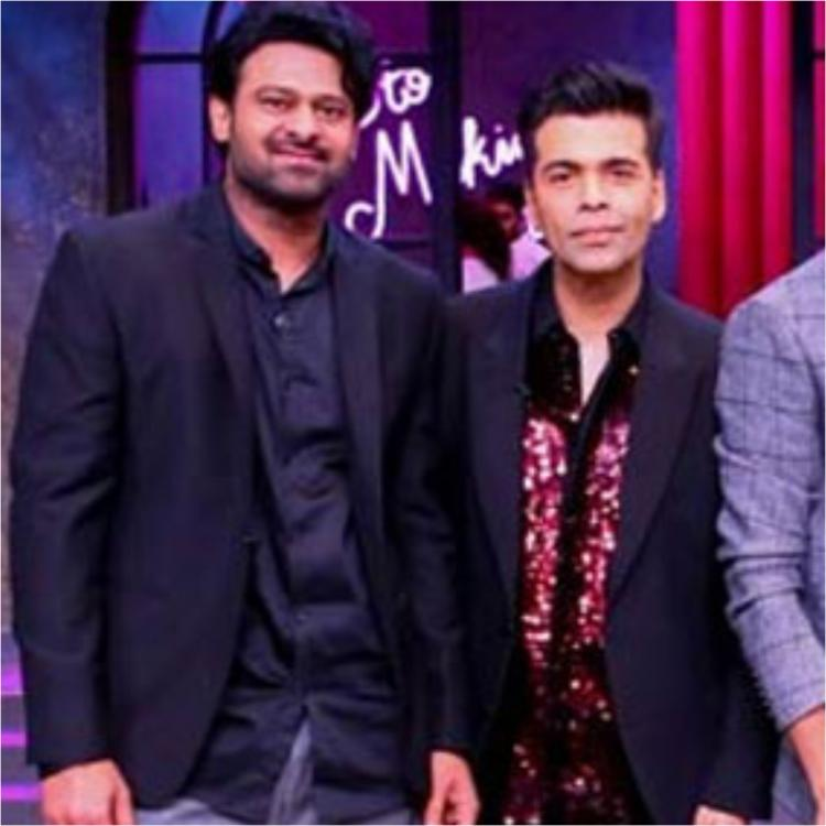 Saaho star Prabhas opens up on his plans to do a film with Karan Johar; WATCH EXCLUSIVE VIDEO