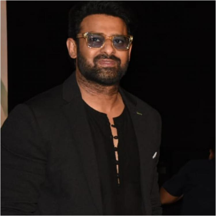 Saaho star Prabhas gives EPIC response when asked about giving tough competition to Khans in Bollywood