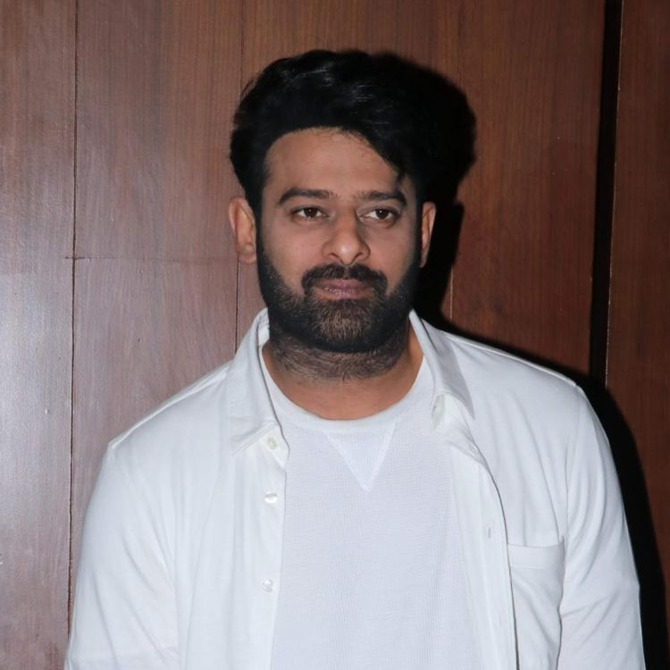 Prabhas unveils the logo of Adipurush & informs fans about formal announcement to be made on November 19