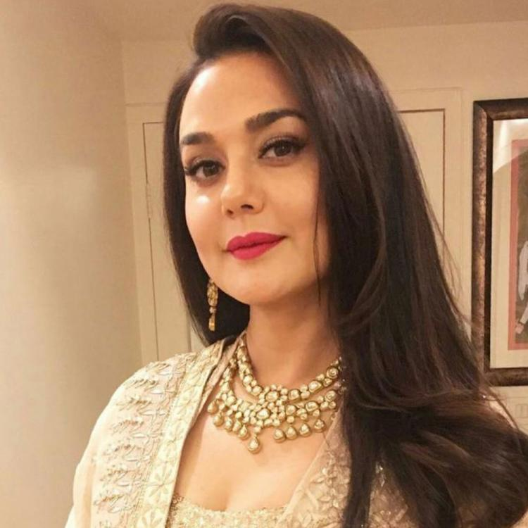 Preity Zinta overwhelmed on completing 22 years in Bollywood; Says 'Dreams do come true'