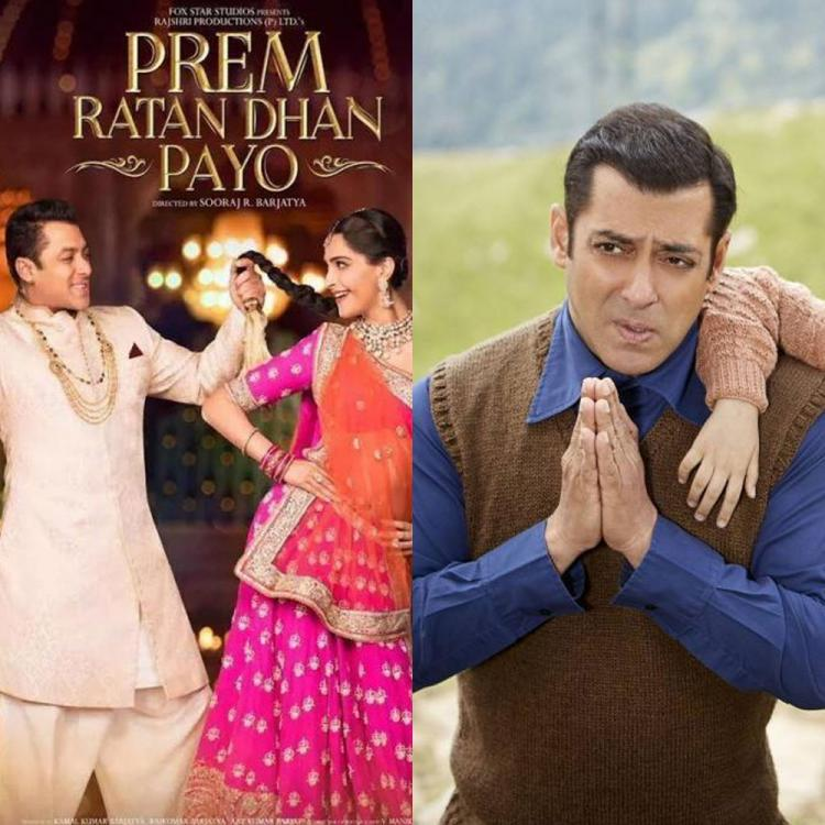 Prem Ratan Dhan Payo, Tubelight or Race 3: Which Salman Khan movie disappointed you the most? COMMENT