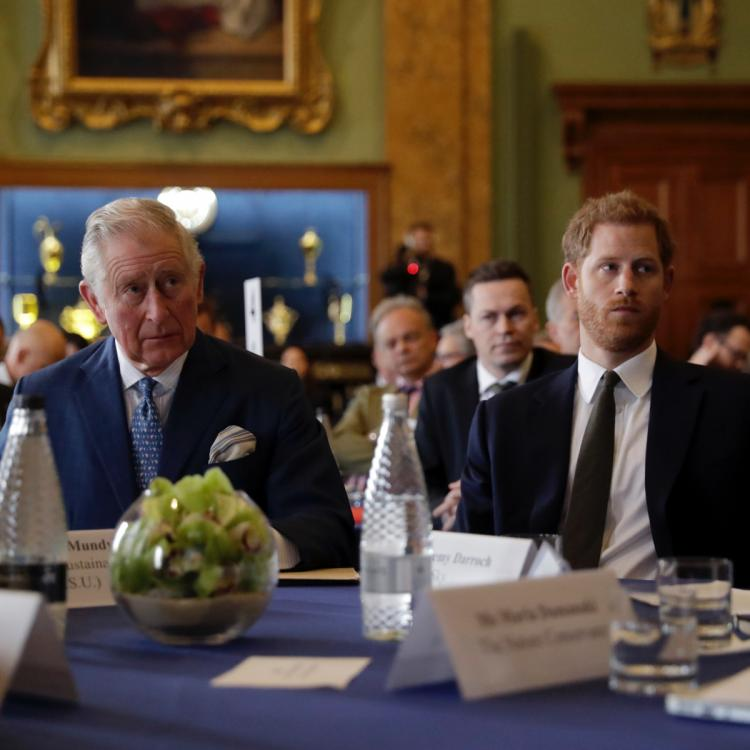 Prince Charles & Prince Harry remain close post royal exit; Hinting towards open door for the latter's return