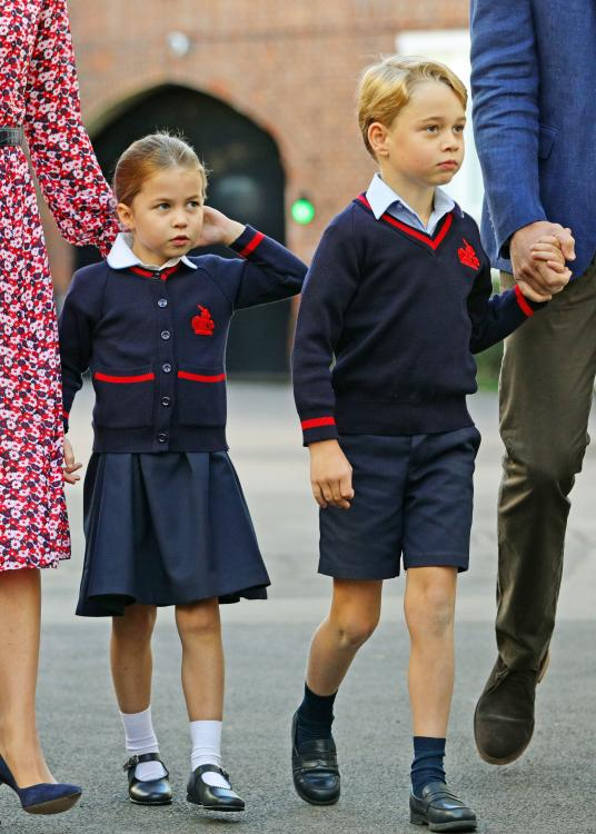 Prince William and Kate Middleton have been informed by Thomas's Battersea about the Coronavirus testing in the school.