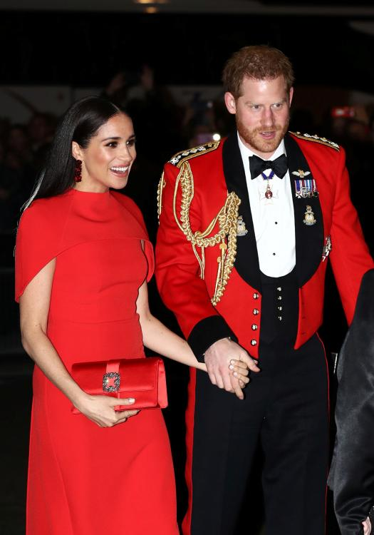 Prince Harry and Meghan Markle celebrated their 2nd anniversary on May 19, 2020.