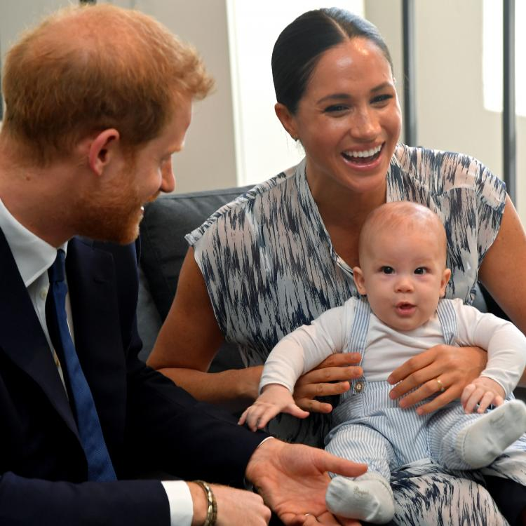 Prince Harry and Meghan Markle's son Archie likes to make 'impromptu cameos' in their Zoom calls