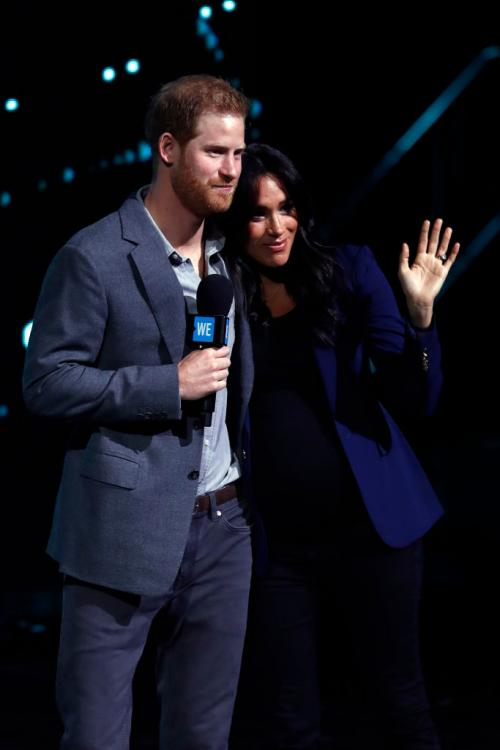 Prince Harry and Meghan Markle, along with baby Archie, are currently quarantining in a large mansion in LA.