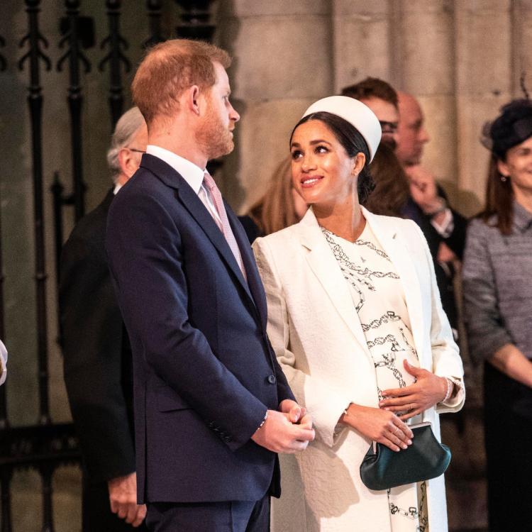 Prince Harry's Trip To The Hague Confirms That Meghan