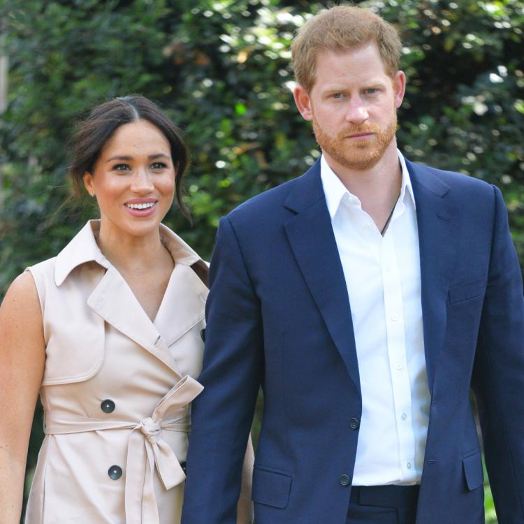 Prince Harry & Meghan Markle pursuing Netflix to end The Crown