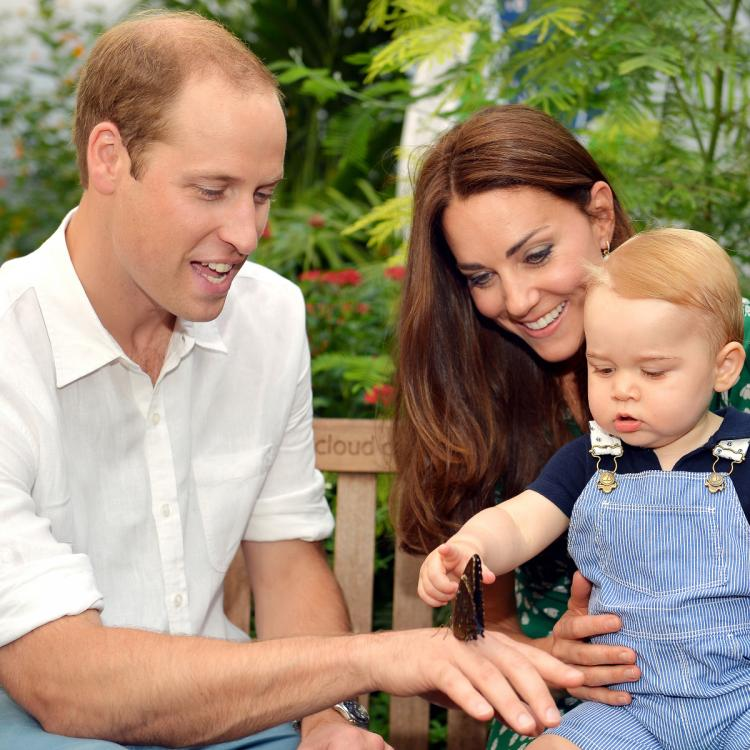 Prince William and Kate Middleton threw a camping themed party to celebrate Prince George's 7th birthday