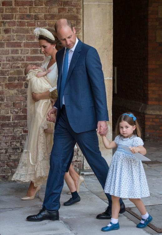 Prince Charlotte will be attending Thomas's Battersea from September 5, 2019.
