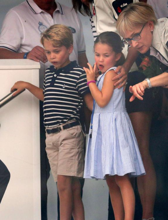Prince George and Princess Charlotte will be attending the same school soon.