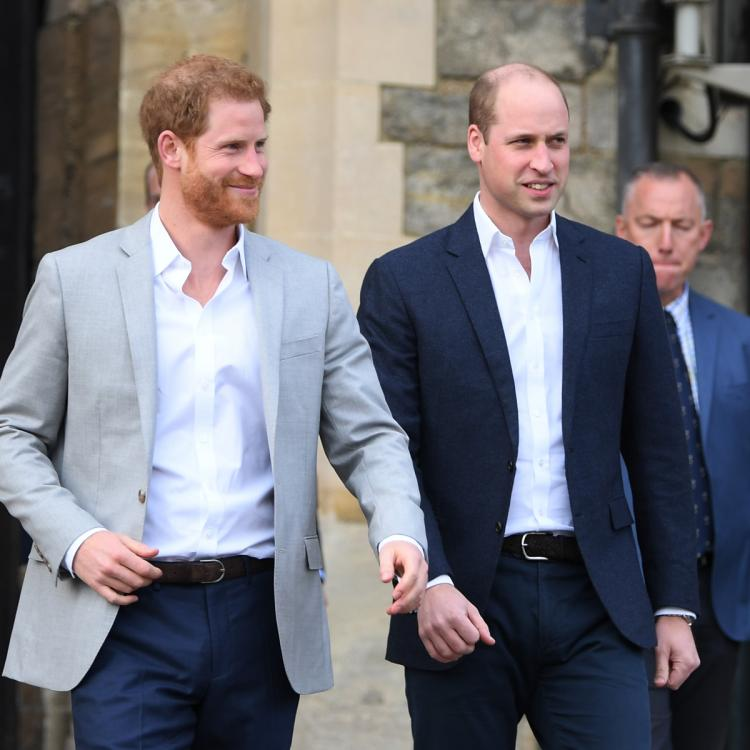 Prince Harry and Prince William's reunion was a 'good start'