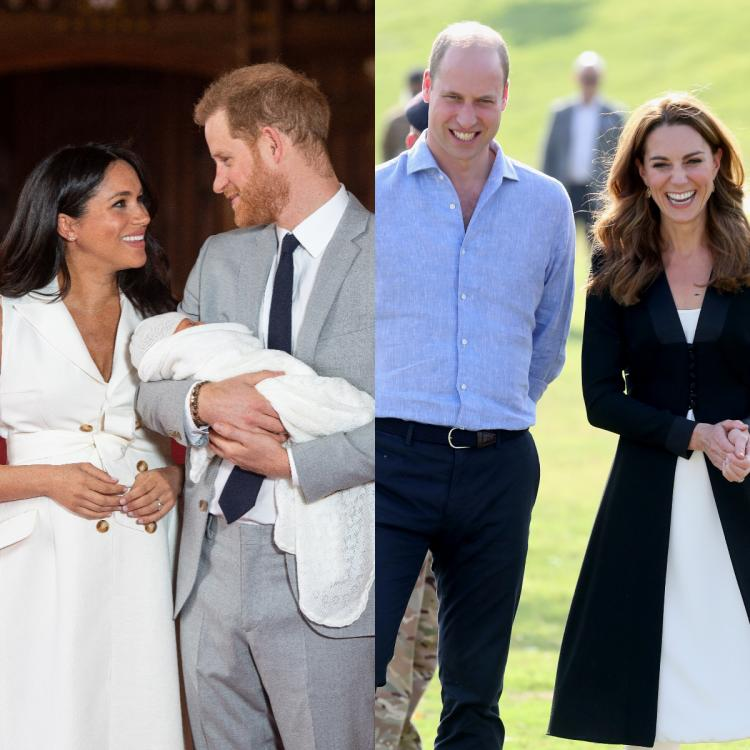 Prince Harry & Meghan Markle's son Archie video calls Kate Middleton