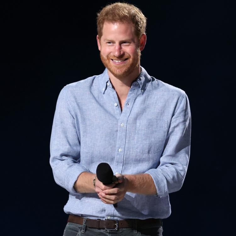 Prince Harry has found a Hollywood friend in Los Angeles