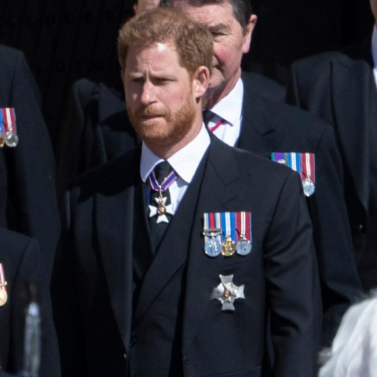 Prince Harry didn't get to see his nephews and niece during his UK return trip.