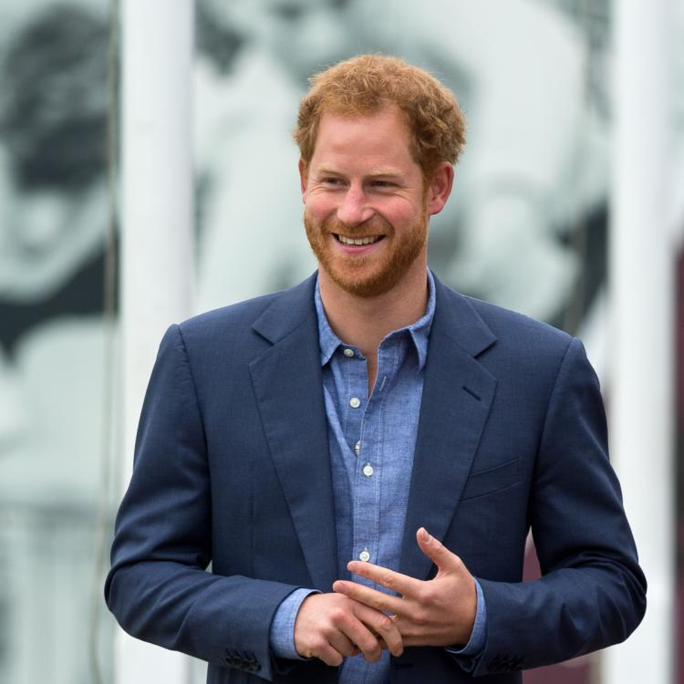 Prince Harry returns from paternity leave to deliver special news
