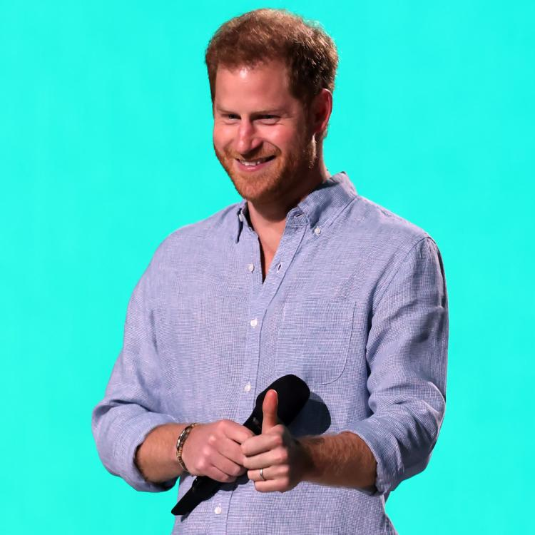 Prince Harry and Meghan Markle are serving as campaign chairs of Vax Live