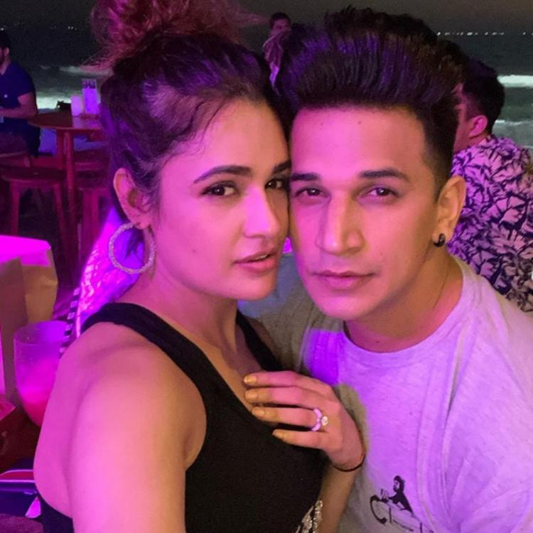 Prince Narula and Yuvika Chaudhary admit to have contracted COVID 19 before dengue: Report