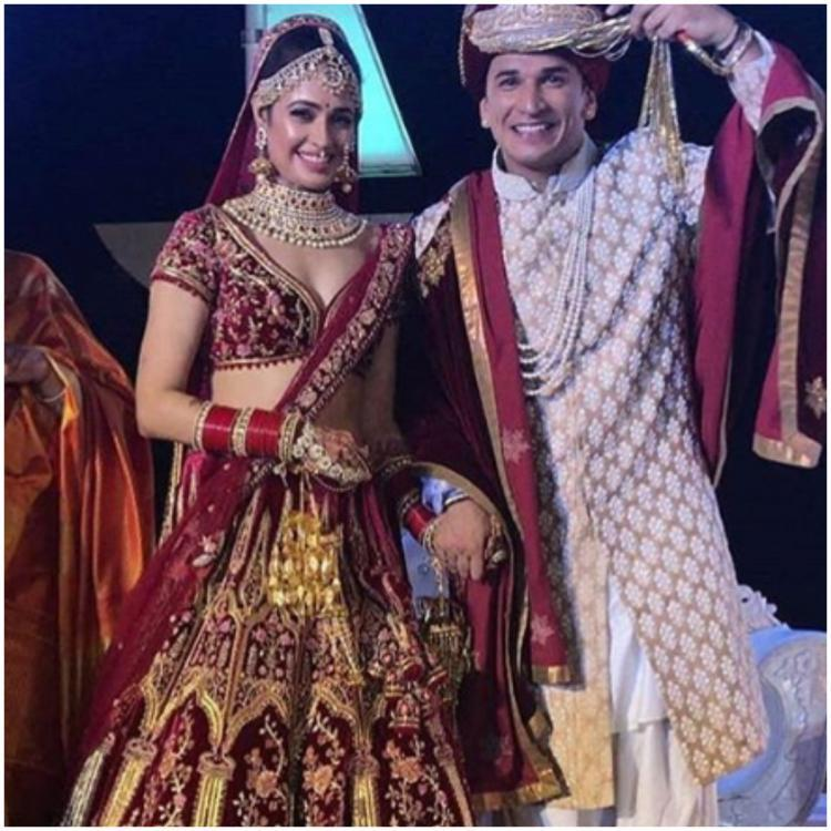 Prince Narula and Yuvika Chaudhary's throwback video from their wedding feels like major nostalgia; WATCH
